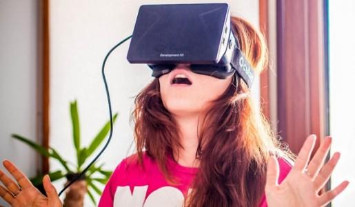 Oculus Rift. Photo by Sergey Galyonkin